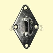 SS: Diamond Plate With Eye
