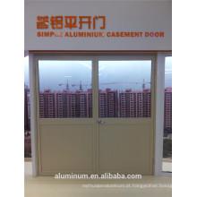 Porcelana porta de alumínio do casement