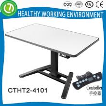 2015 автоматическая регулируемая по высоте небольшие размеры компьютерного стола