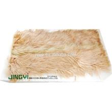 Wholesale 60*120cm goat skin leather plates