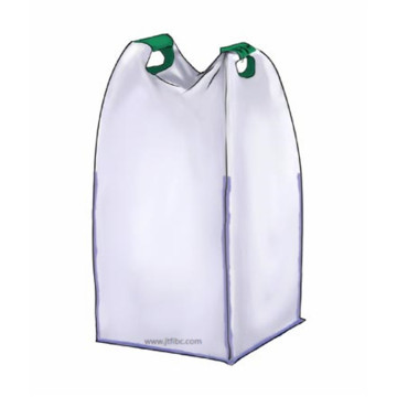 2-Loops Baffle Jumbo Bag