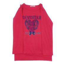 Spring Girl Kids camiseta para niños