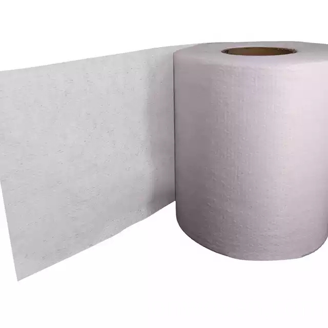 Perforated Hydrophilic Nonwoven
