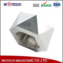 Точность CNC подвергая механической обработке Анодированные части алюминия