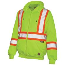 new design high visibility reflective safetysweatshirt