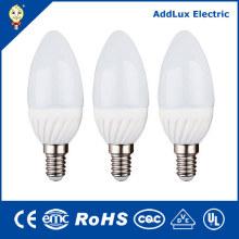3W 85V-265V E14 Cheap Wholesale SMD Candle Bulb Iluminação LED