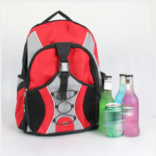 Camping Out Food Wine Cutlery Organiser Insulated Backpack