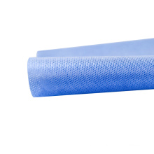 High quality PP  PE Film nonwoven fabric roll with Isolation gown and SPA sheet pp pe