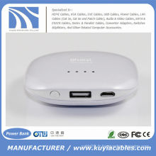 2500mAh USB Power Bank Chargeur universel pour téléphone pour appareil photo portable PSP MP3 DV