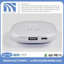 2500mAh USB Power Bank Универсальный телефон зарядное устройство для смарт-камеры телефона PSP MP3 DV