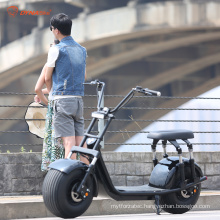 1500W 2000W EEC CE certificate citycoco powerful electric motorcycle