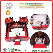 Toy Castles For Boys Wooden Assemble Toy