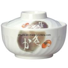 100%Melamine Dinnerware-Big Rice Bowl (RPA73S)