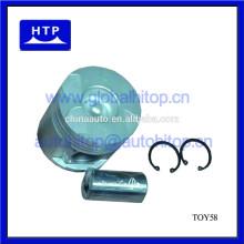 Dieselmotor Kolben für Toyota Hilux Vigo für HIACE 2KD Teile 13101-30031