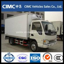 Mini camión refrigerado JAC camión de congelación