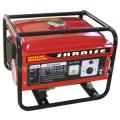 Fácil operação 1 KW Air-cooled Gasline Generating Set para venda quente