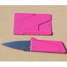 Hot alta qualidade multifunções bolso de cartão de crédito faca atacado