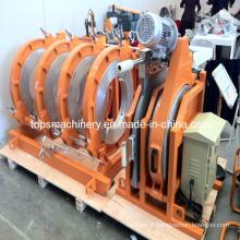 Machine de soudure à l'extrémité de la chaleur hydraulique Fusion