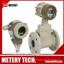 Turbinen-Gas-Durchflussmesser / Erdgas-Durchflussmesser