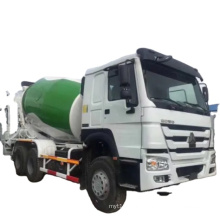 HOWO 6x4 Concrete and Cement Mixer Truck 8cbm