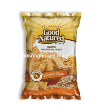 Saco De Embalagem De Batatas Fritas / Saco De Lanche De Plástico