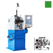 Automatic CNC wire compression coil spring making machine