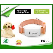 Новое Прибытие Pet мини GPS трекер для трекер локатор