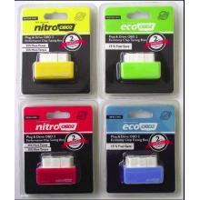 Plug and Drive Eco Nitro OBD2 rendimiento Chip caja de sintonización para Diesel
