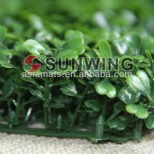 искусственный самшита хедж-искусственная трава зеленый лист стены
