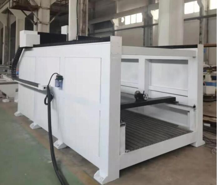 4 Axis CNC Foam Router Machine