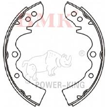 Hochwertige Bremsbacken (K3307) für Mazda