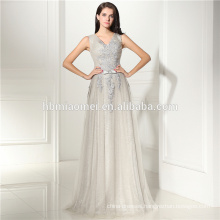 2017 Mature Sexy Evening Gowns Sleeveless Tank Dress Solid Swing Pink Hot Sale Waist Tie Womens Ball Gowns And Cocktail Dresses