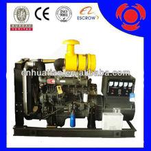 Weichai 100KW Diesel Generator With Ricardo R6105AZLD Engine