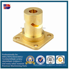 OEM Precision CNC Metal Machining Parts with Copper Parts