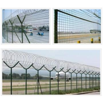Low Carbon Steel Wire Fence