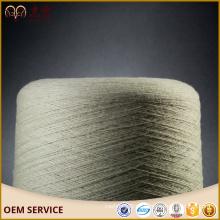 Hilo peinado de lana merino 100% Hilo de lana australiano precrunk textil Nm2 / 28