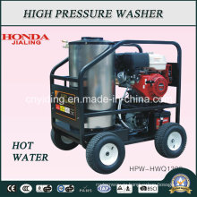 3600 фунтов / дюйм2 / 250 бар для бензиновой промышленности Honda Duty Hot Water High Pressure Washer (HPW-HWQ1300)