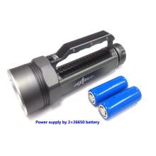 JEXREE Los productos más vendidos de Jexree 4000 lumen SJ-D02 antorchas con pilas reflectores portátiles recargables