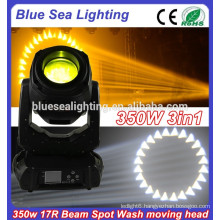 Hot beam spot wash 3in1 moving head light