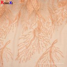 Tecido de bordado de grande sucesso para lingerie