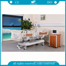 Factory price hospital multifunction adjustable nursing medical clinic bed