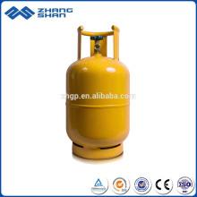 Hochsicherheitsgeprüfte 11 kg-Typen von LPG-Flaschen mit Ventil