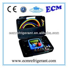 Pin Digital Manifold Gauge Set