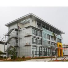 Steel Structure Framed Office (KXD-SSB1406)