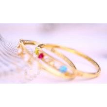 51492-Xuping Jewelry Fashion 18K Gold Plated Bracelets Bangles
