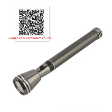 3W CREE Rechargeable Aluminium Torch, LED Torch Light