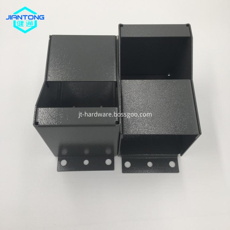 custom made powder coating metal enclosure stamping parts (7)