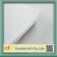 3D aire malla a malla de tela/tejido / tela de acoplamiento del espaciador 3d