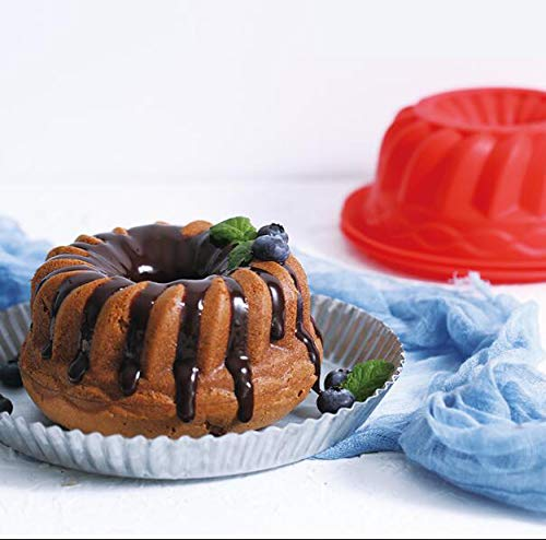 giant silicone cupcake mold