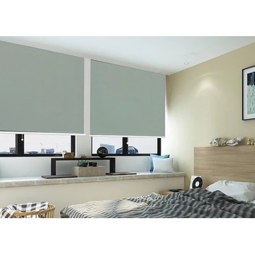 Roller Blind Shades Curtain Plain
